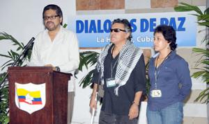 Colombia pone en marcha comisión de desarme tras medio siglo de conflicto