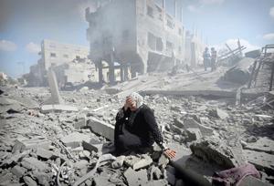 Los nazi-sionistas cuentan con negacionistas para matar al mundo en Gaza