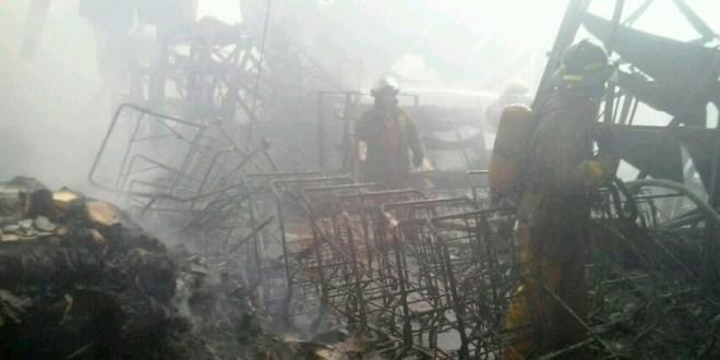Fiscalía y PNC inicia investigación por incendio en Las Cascadas