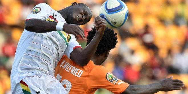Costa de Marfil y Camerún arrancan  Copa África con empates