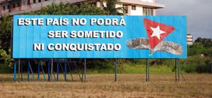 """Cuba y Estados Unidos: """"¡ni un tantico así!"""""""