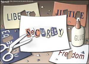 La falacia de contraponer libertad y seguridad