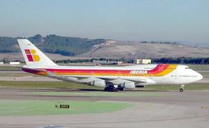 Aerolínea Iberia vuelve a La Habana