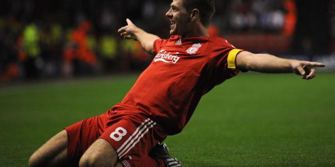Gerrard deja el Liverpool tras 17 años