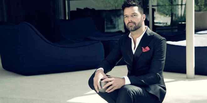 """A quien quiera escuchar"" : Ricky Martin"