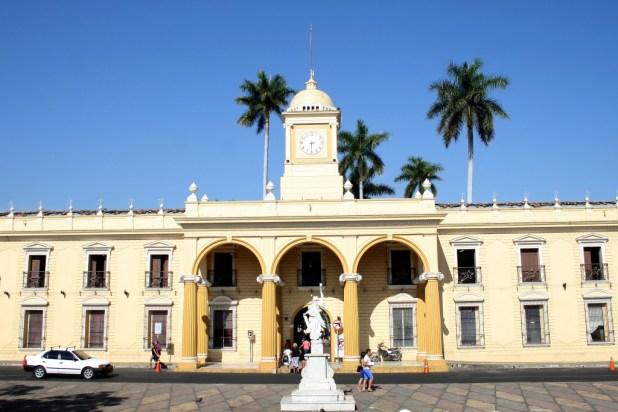 Palacio Municipal de Santa Ana.