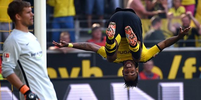 El Dortmund no suelta el liderato en Alemania