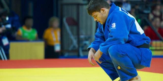 Diego Turcios al Mundial de Judo