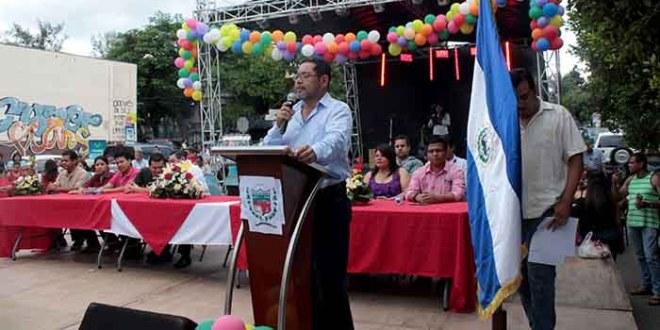 Concejo municipal rinde cuentas de sus primeros cien días de gobierno