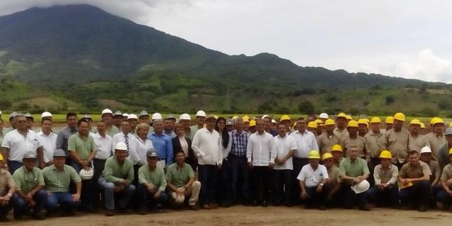 Vicepresidente respalda millonaria inversión para generación de energía