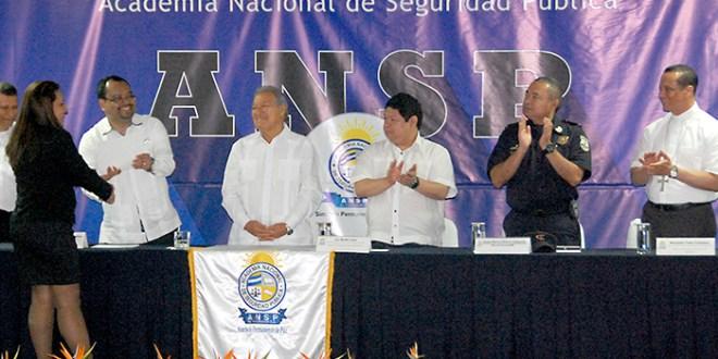Gobierno reconoce labor de la ANSP