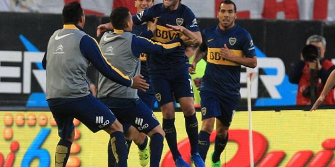 Boca vence a River y retoma las riendas del torneo argentino
