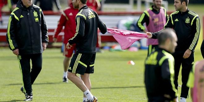 España prepara próximos partidos con dos preocupaciones: De Gea y gol