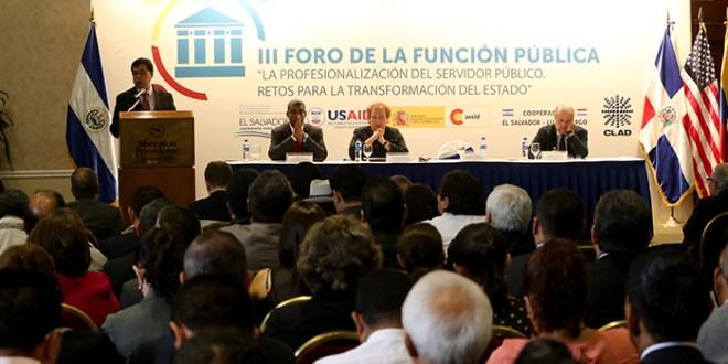 La profesionalización del servidor público, retos para la transformación del Estado