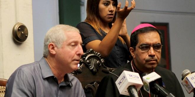 Iglesia católica a favor que empresas telefónicas contribuyan a seguridad