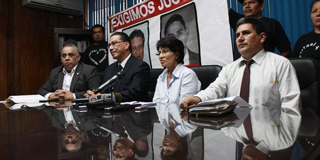 """PDDH demanda """"justicia y efectividad"""" en caso de asesinato de Israel Quintanilla"""