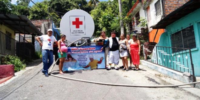 Colonia Dolores sigue sin agua potable