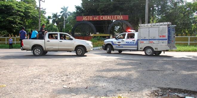 PNC inicia investigación de explosión de armamento en Regimiento de Caballería