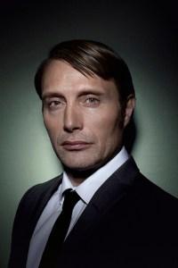 Portrait of Danish Actor Mads Mikkelsen