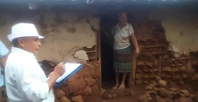 Municipio de Conchagua en Alerta Naranja por enjambre sísmico
