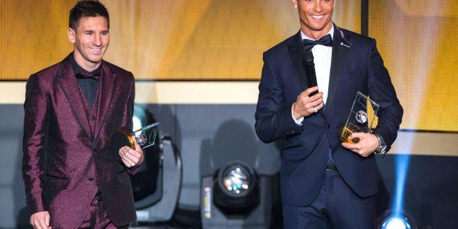 Cristiano, Messi y Neymar, entre los 23 aspirantes a Balón de Oro