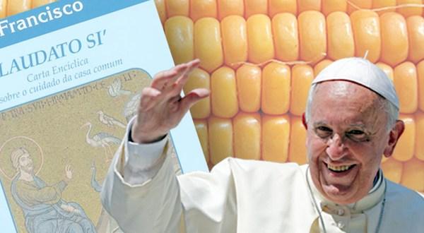 El papa Francisco se une a la batalla contra los transgénicos