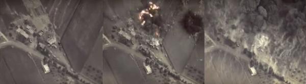 Rusia bombardea un feudo del EI en Siria