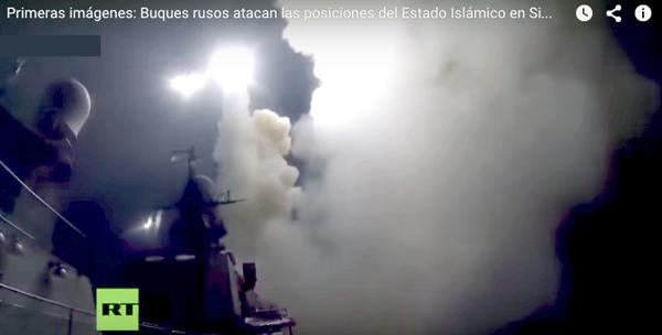 Intensos bombardeos rusos en Siria, Moscú dispuesta a coordinar operaciones con Estados Unidos