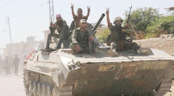 Ejército sirio se refuerza en Deir Ezzor para nuevo asalto contra el EI
