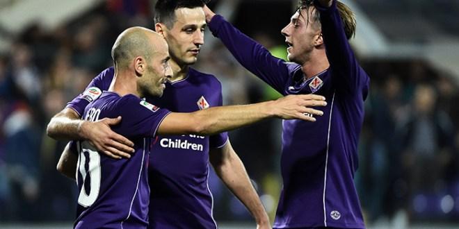 Fiorentina vuelve  a ser líder tras 16 años