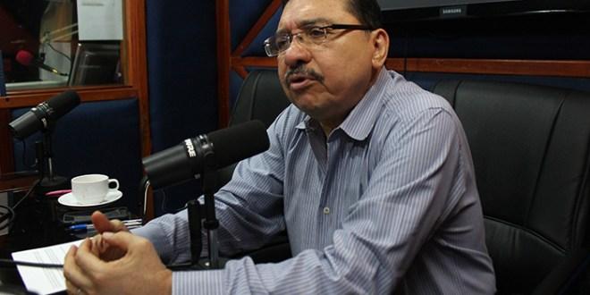 Medardo González agradece respaldos al interior del FMLN para reelección como Secretario General