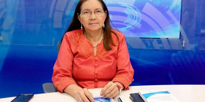 """""""Que ARENA no nos eche el muerto por la elección del fiscal Martínez"""": Norma Guevara"""