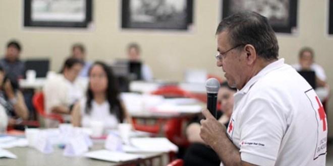 Cruz Roja Salvadoreña actualiza Planes de Respuesta y Contingencia