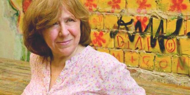 Svetlana Alexievich, la cronista de las tragedias de la URSS