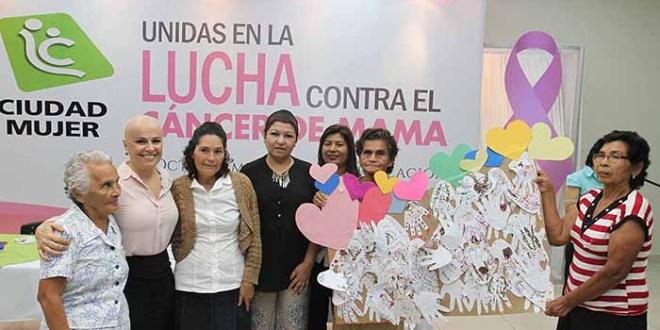 Ciudad Mujer lanza Campaña de Prevención y Detección Temprana del Cáncer