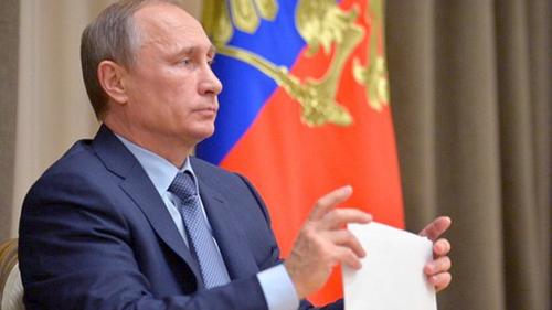 Putin confía en el futuro tras un año favorable