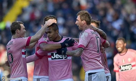 Juventus arranca la cuenta regresiva para festejar el «Scudetto»