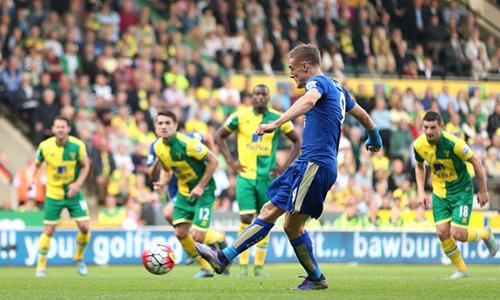 Leicester ingresa en la recta final rumbo a su primer título