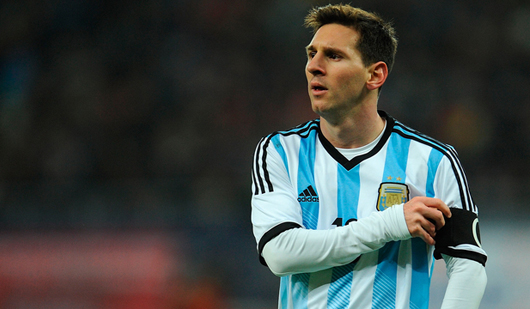 Messi vuelve a la selección argentina y Tevez se cae de la lista