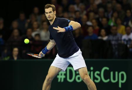 Murray, Djokovic y ¿Hewitt?, estrellas de la primera ronda de Davis