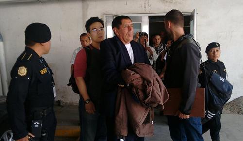 Ex presidente de federación de fútbol de Guatemala es extraditado a Estados Unidos