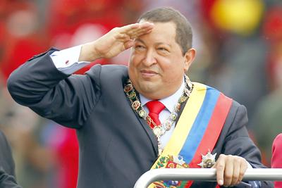 Homenaje mundial a Hugo Chávez