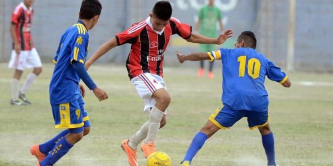 Liga de Fútbol Estudiantil define últimos clasificados