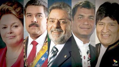 El imperialismo norteamericano y la solidaridad de las izquierdas con el Gobierno bolivariano/chavista de Maduro