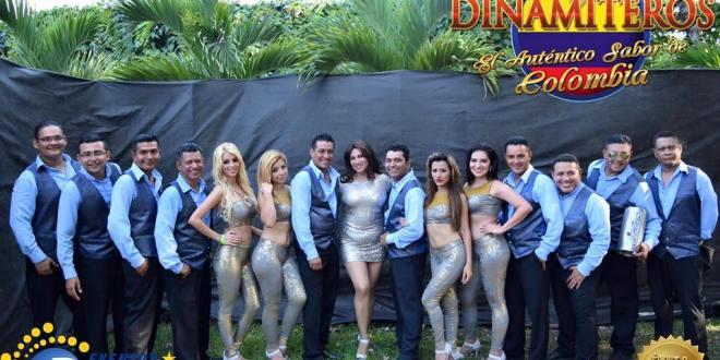 Ginza con Los Dinamiteros