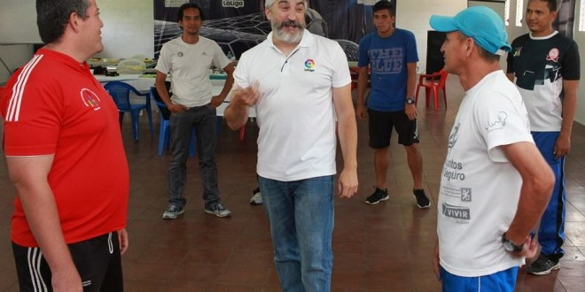 Inicia tercer curso de la Liga Española para el IMDER