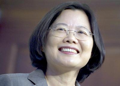 "La nueva presidenta de Taiwán aboga por un ""diálogo positivo"" con China"