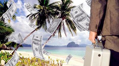 Paraísos fiscales, las islas del tesoro británicas