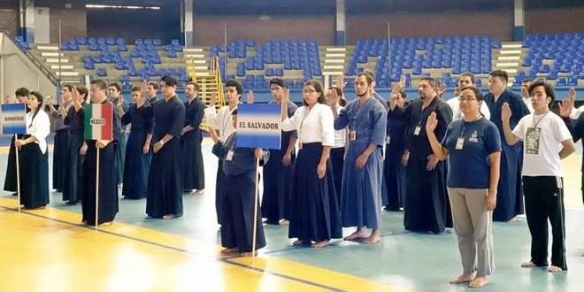 El Salvador sede de Campeonato Internacional de Kendo