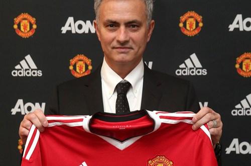 Mourinho dirigirá al United